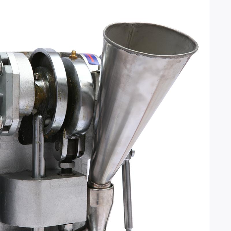 涡轮式单冲压片机